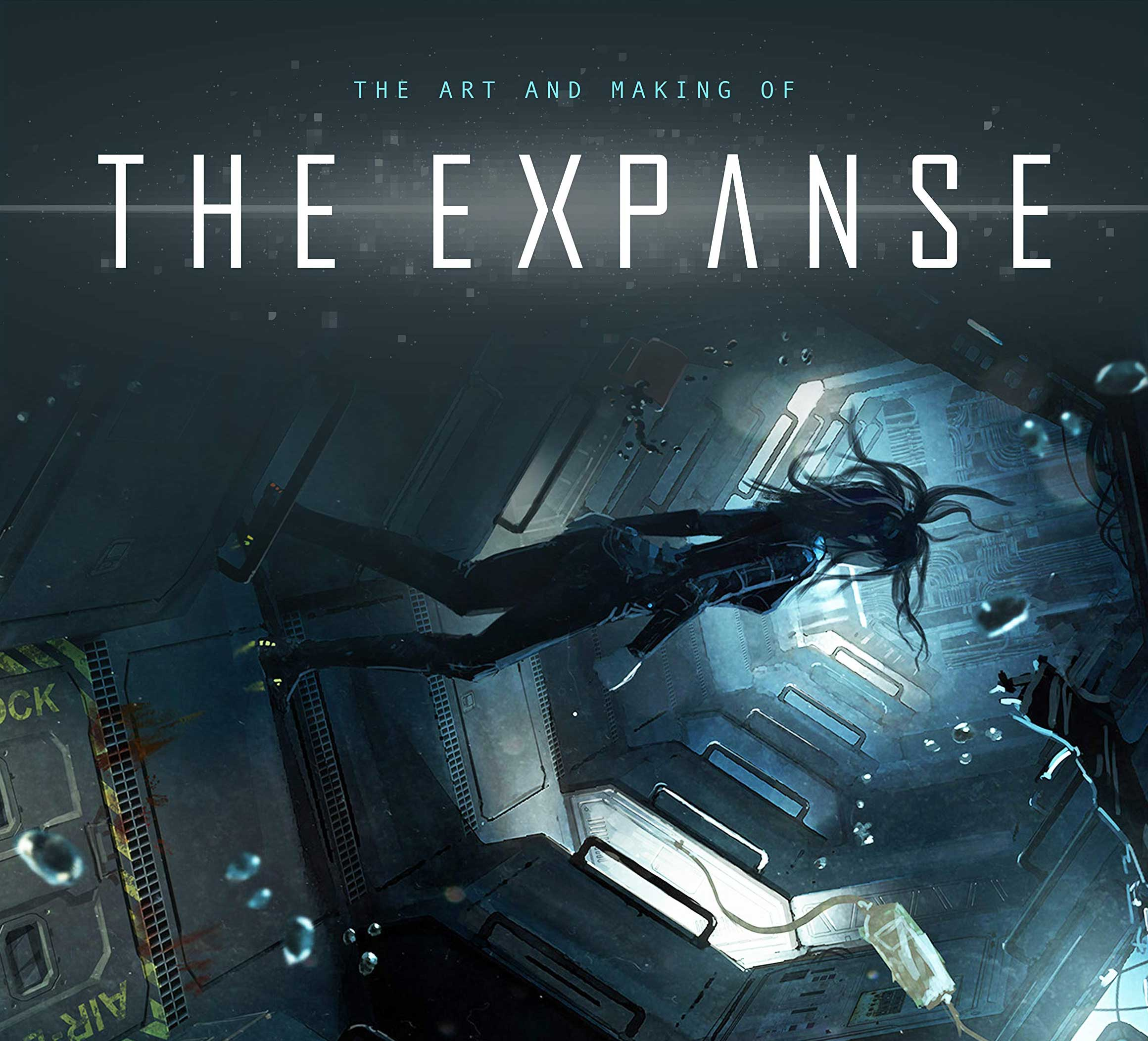 The Art and Making of The Expanse Book Review