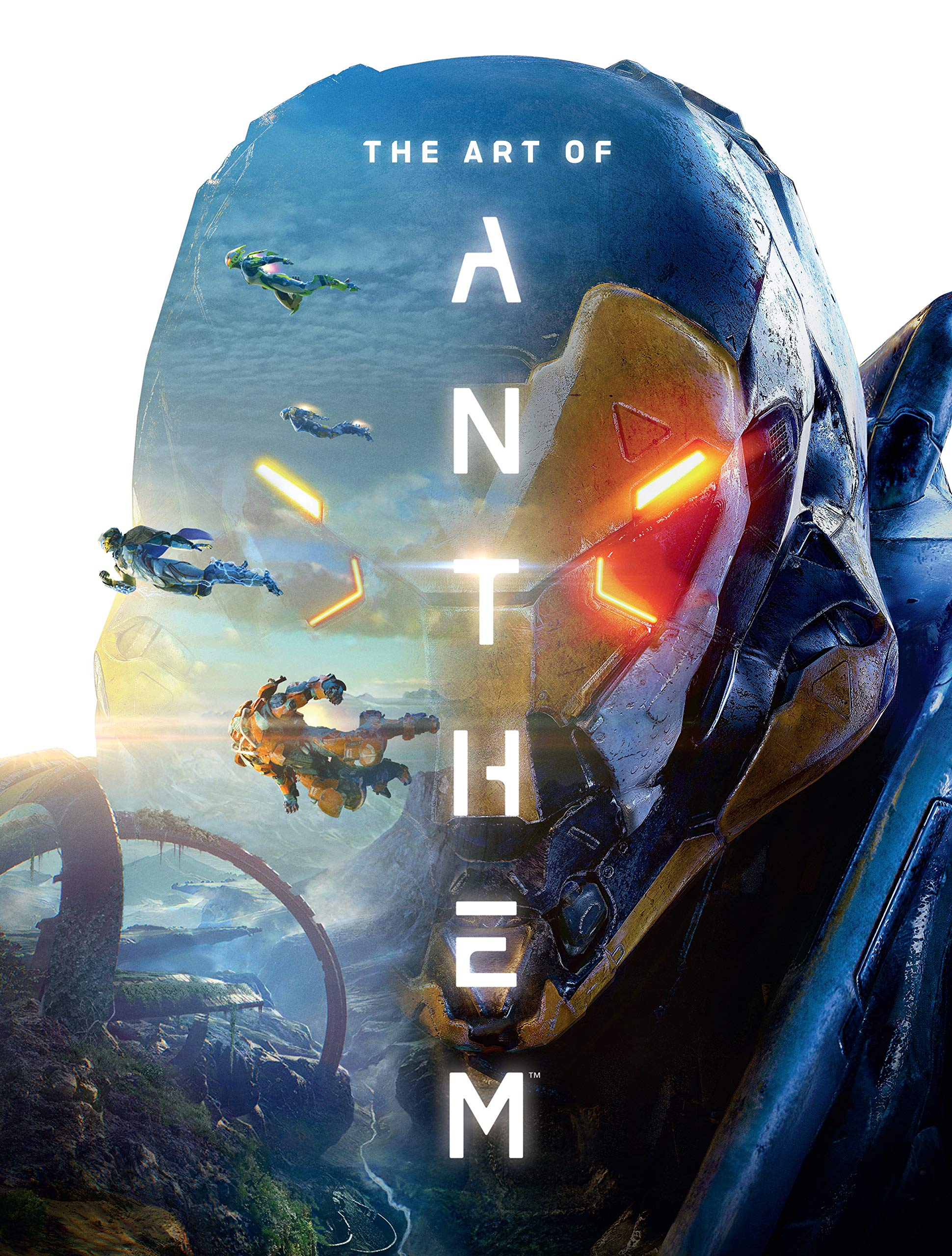 The Art of Anthem Book Review