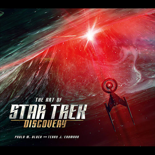 The Art of Star Trek Discovery Art Book