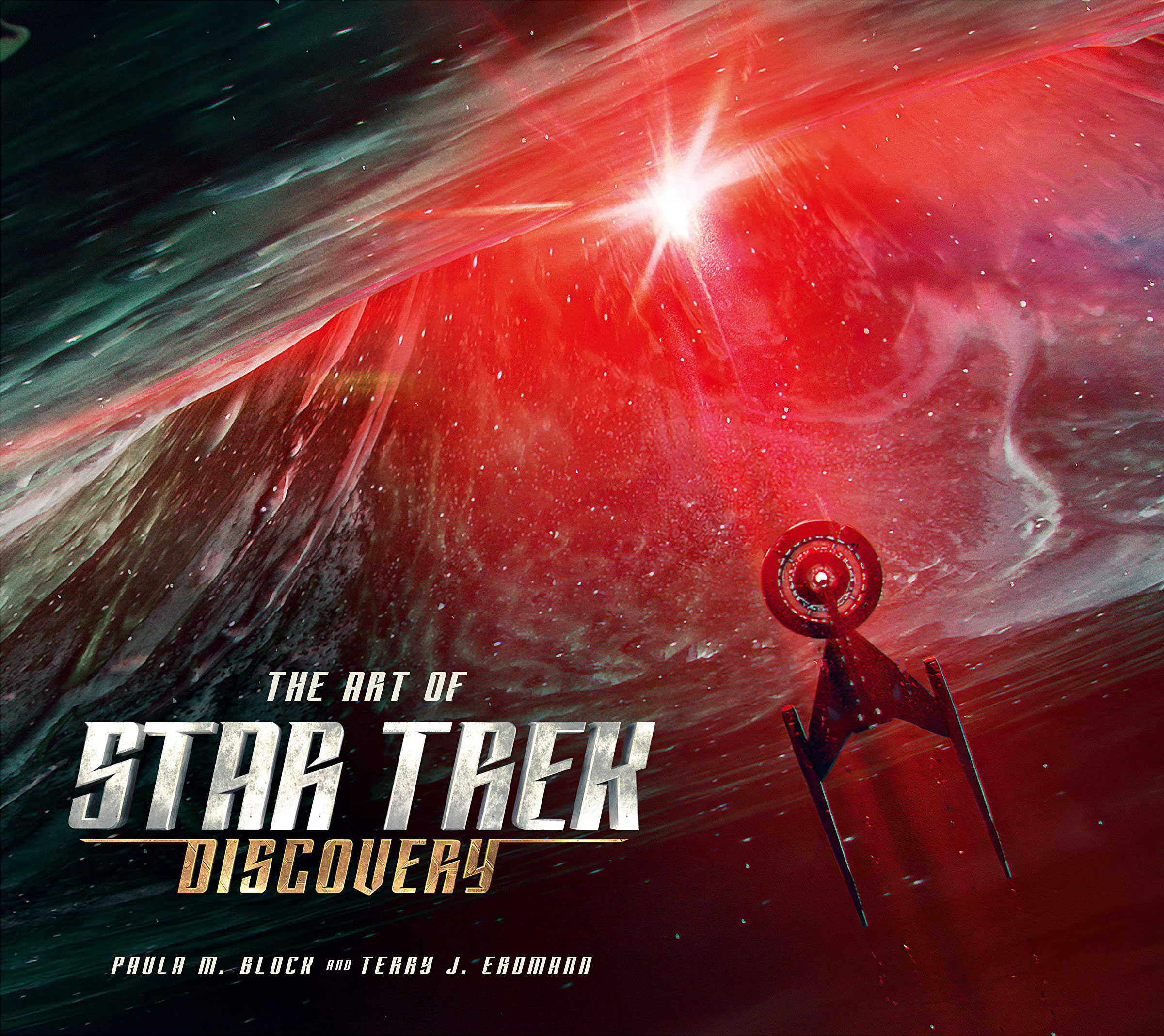 The Art of Star Trek: Discovery Book