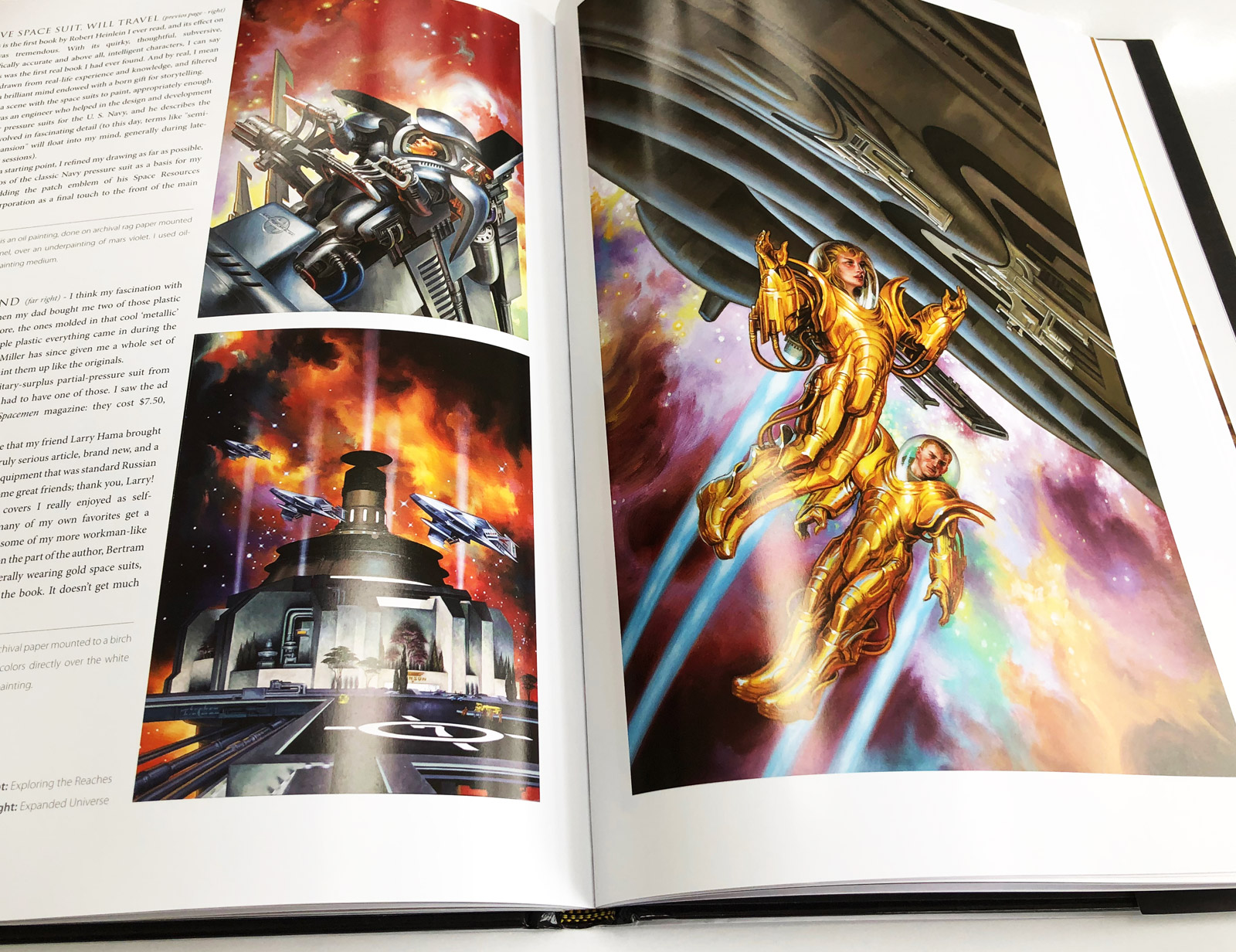The Art of Stephen Hickman Book Review
