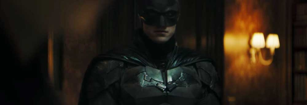 The Batman - Official Teaser Trailer