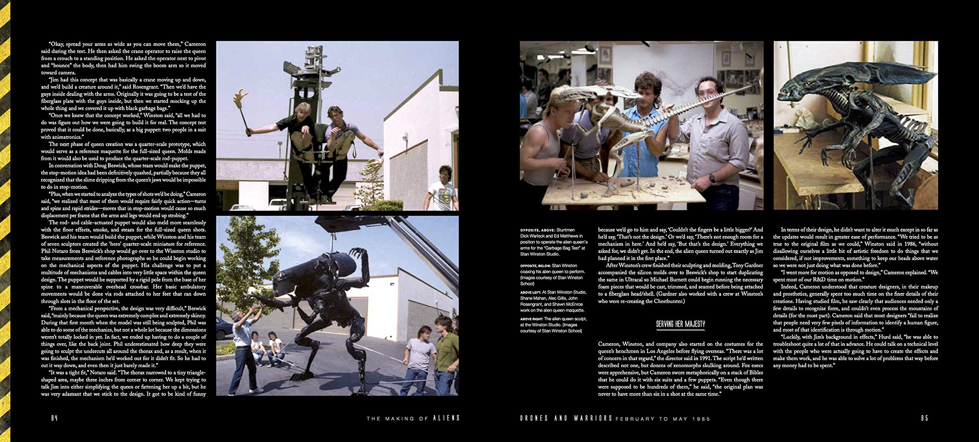 The Making of Aliens Book Review