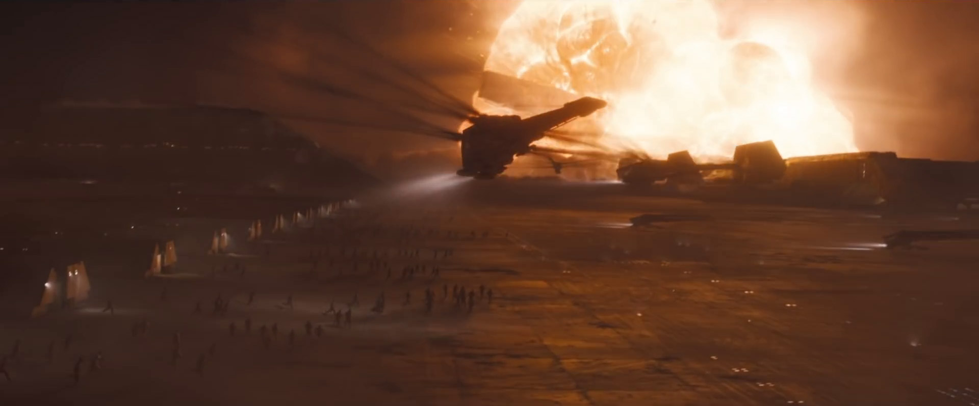 Super Epic First Trailer for Dune (2020)