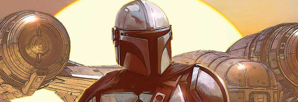 The Art of Star Wars: The Mandalorian Book