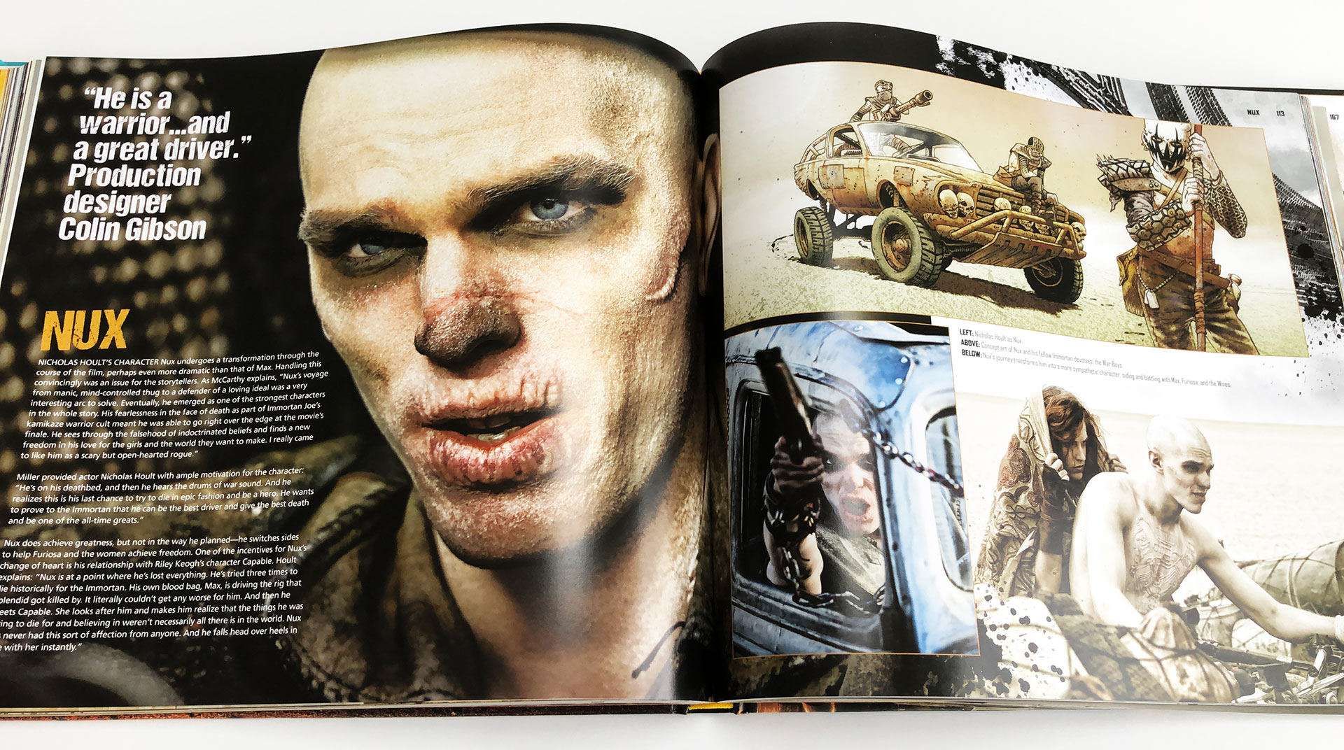The Art of Mad Max: Fury Road Book Review