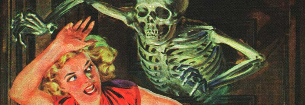 The Art of Pulp Horror Book Review and Video