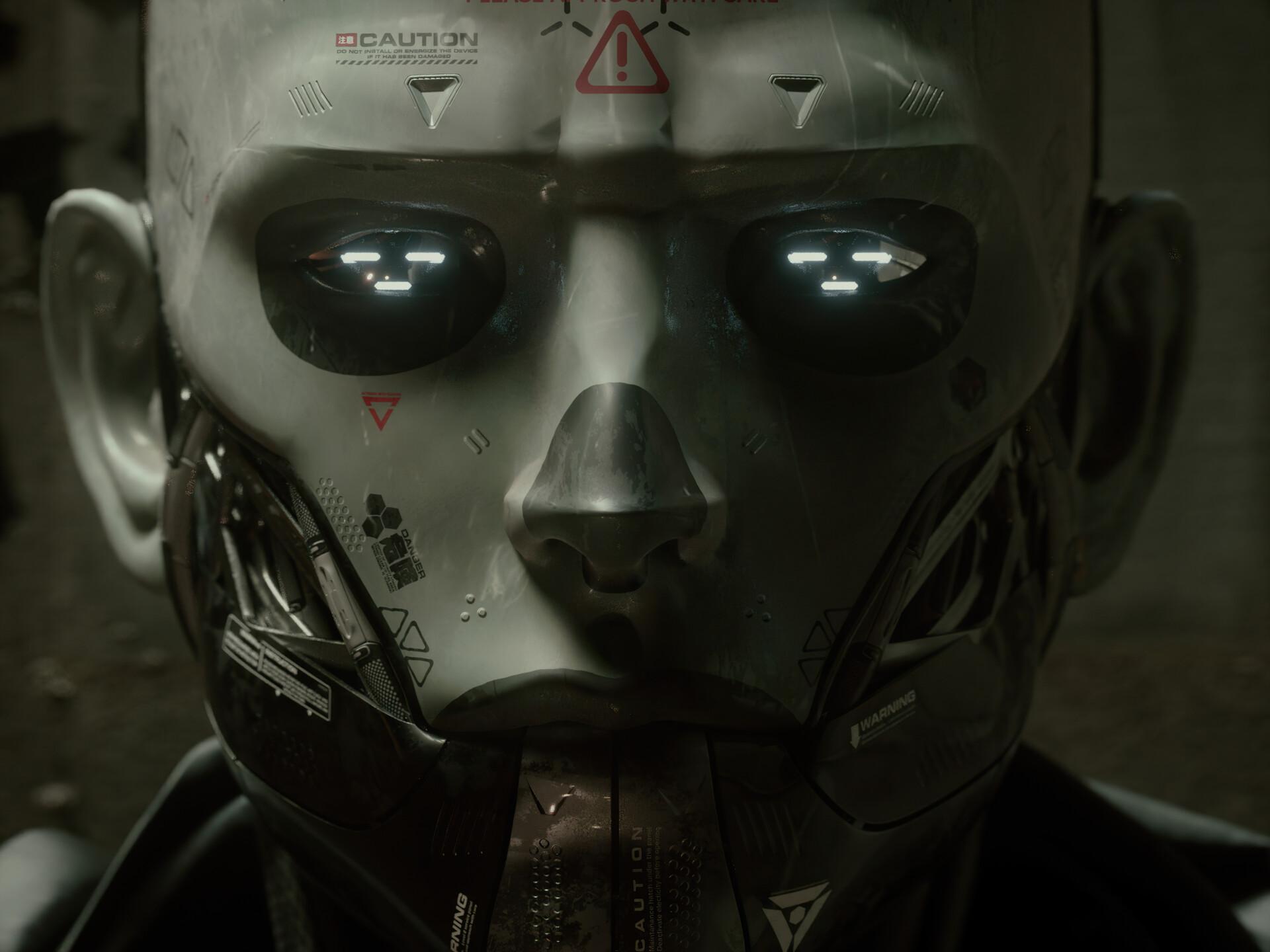 The Cool VFX Sci-Fi Art of Mehdi Hadi