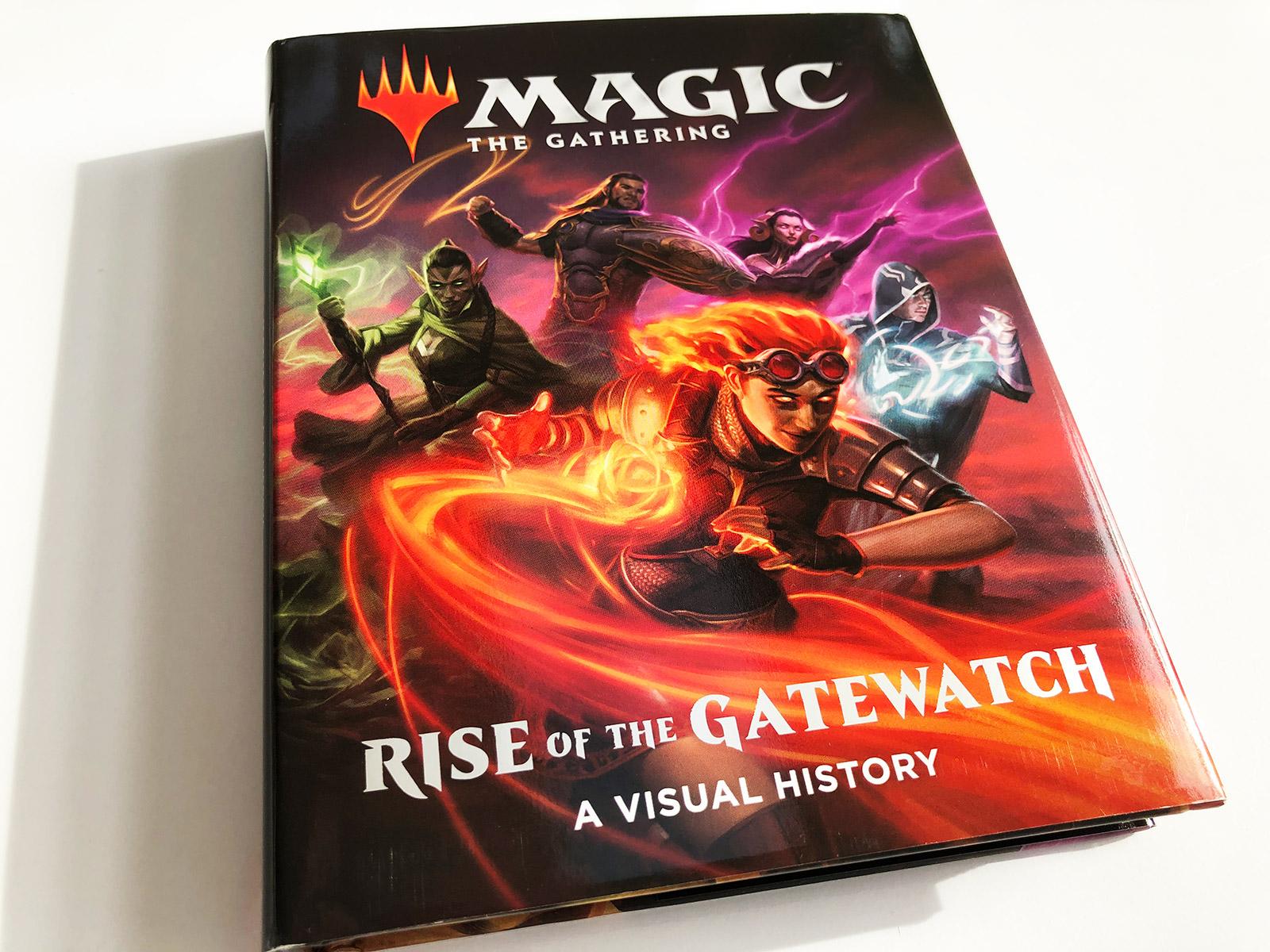 Magic: A Visual History (Magic: the Gathering) Book Review