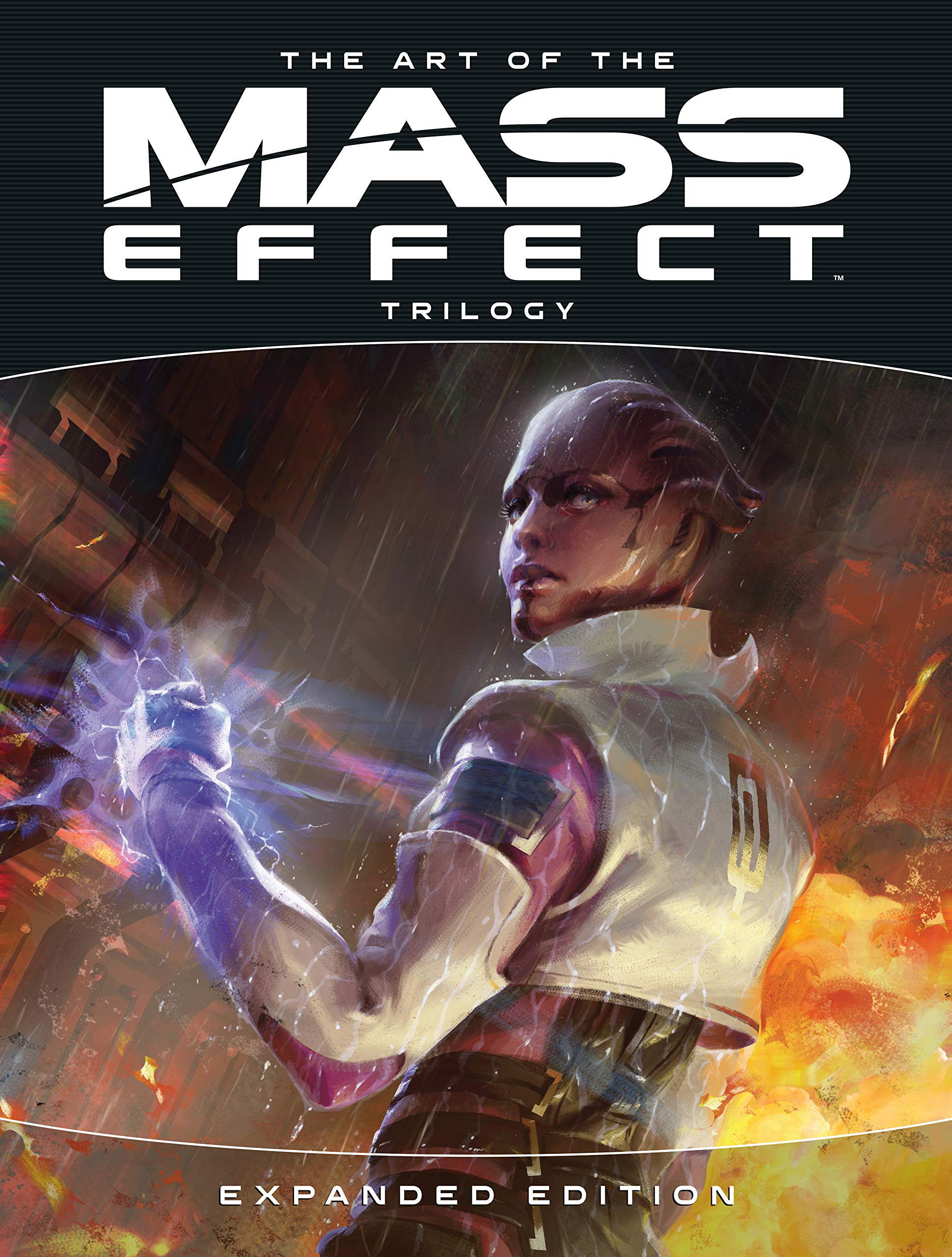 The Art of the Mass Effect Trilogy Book Review