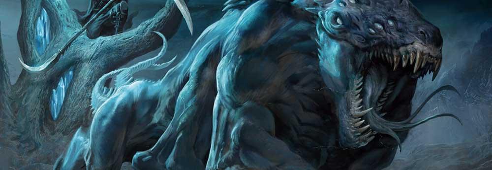 The Horror & Fantasy Art of Antonio J. Manzanedo