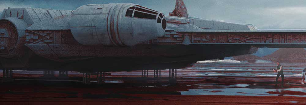 The Science Fiction Artworks of David Tilton