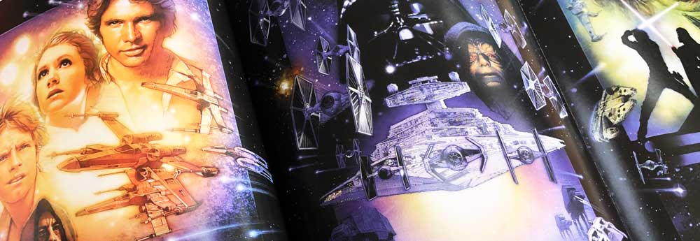 Drew Struzan: Oeuvre Art Book Video and Review