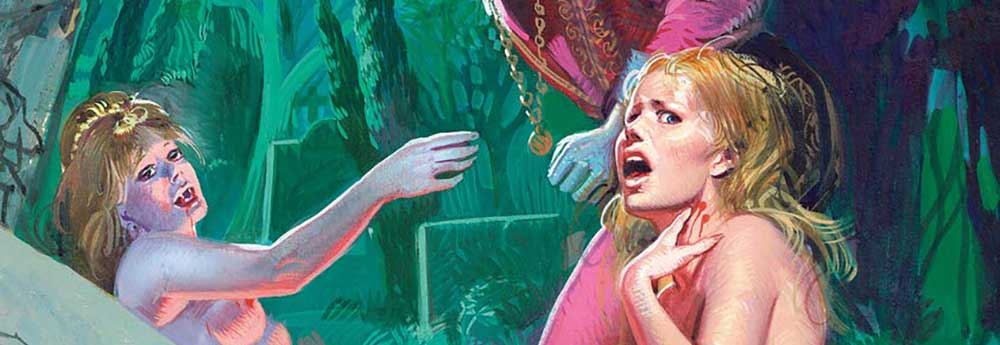 Sex and Horror: Volume Four Art Book Review