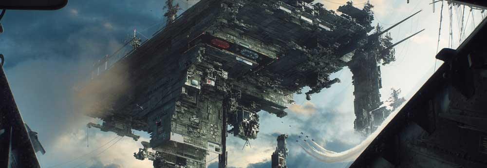 The Epic Sci-Fi Art of Jacek Pilarski