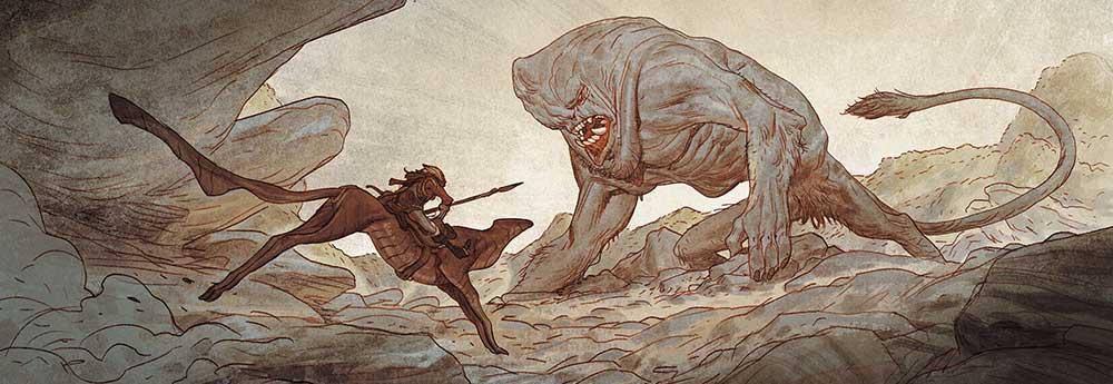 The Beautiful Fantasy Artworks of Tim Mcburnie