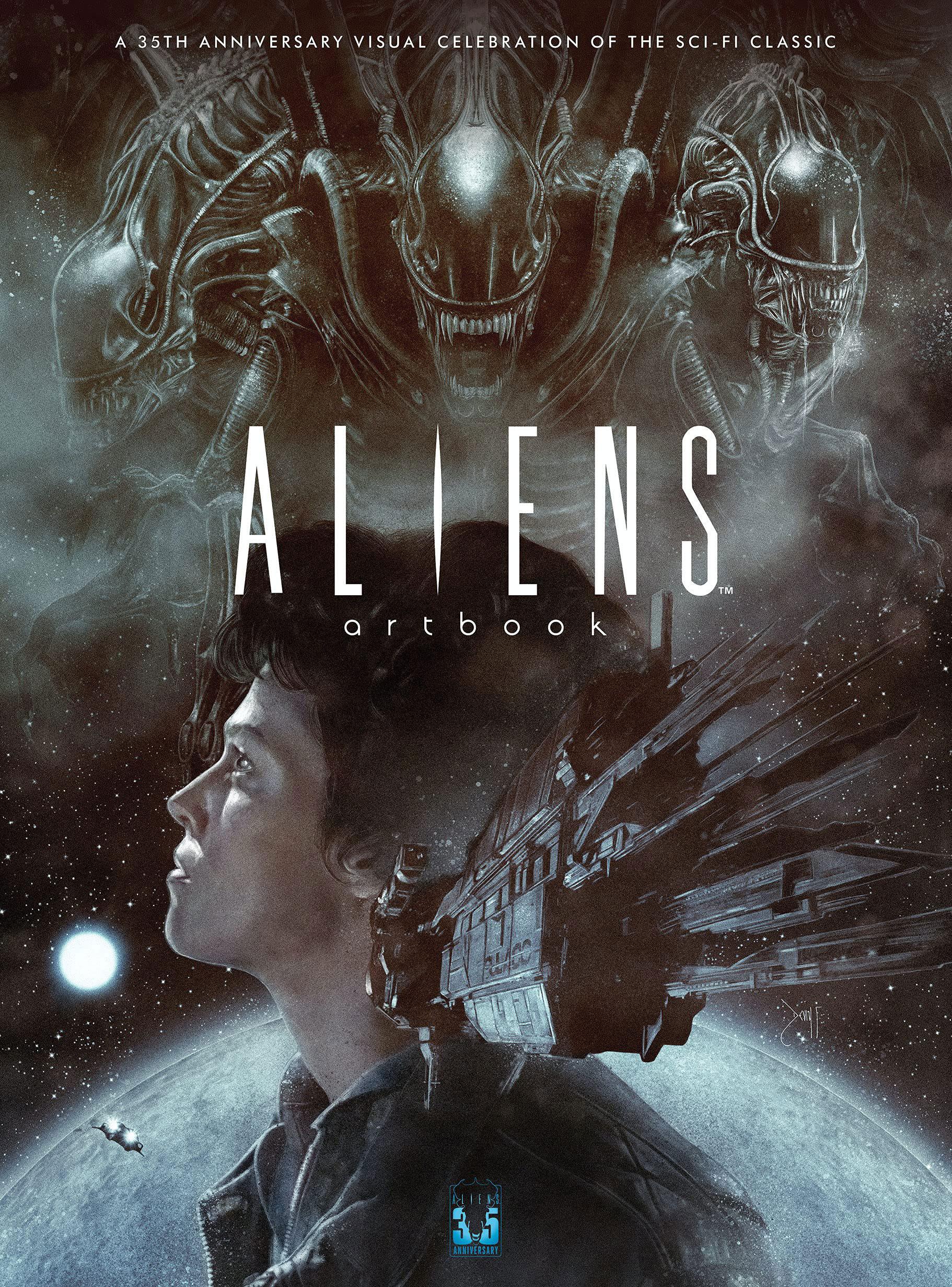 Aliens - Artbook from Titan Books