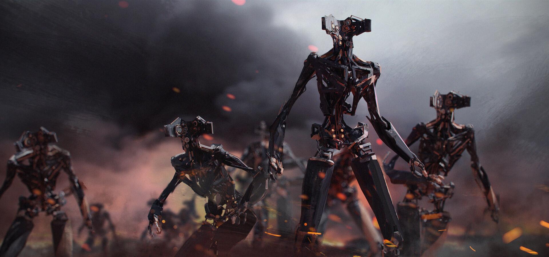 The Stunning Sci-Fi Art of Christoph Stryczek