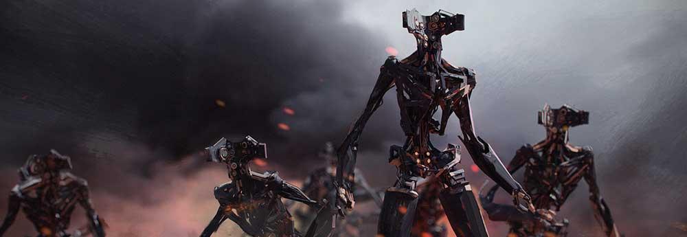 The Magnificent Sci-Fi Art of Christoph Stryczek