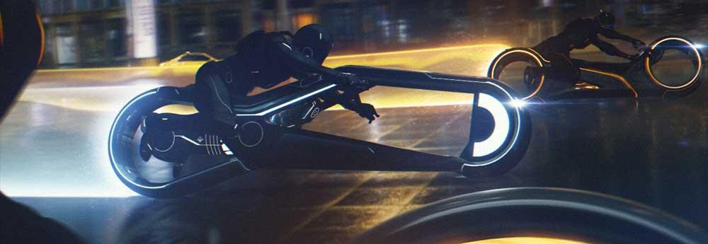 The Futuristic Sci-Fi Creations of Chris Glenn