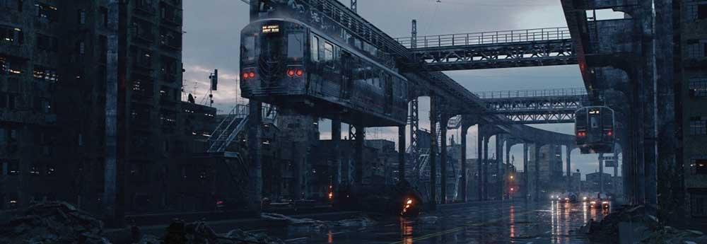 The Impressive Sci-Fi Creations of Rui Huang