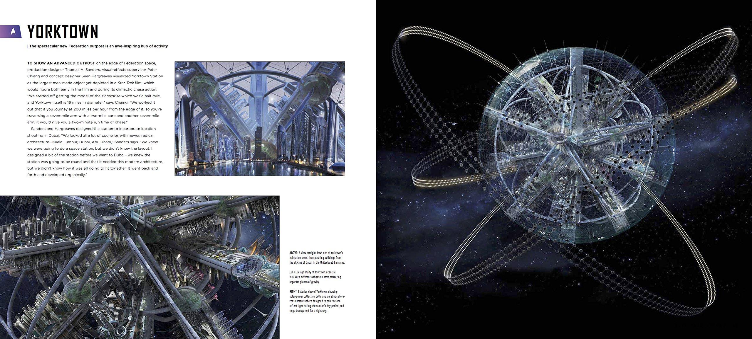 The Art of Star Trek: The Kelvin Timeline Book