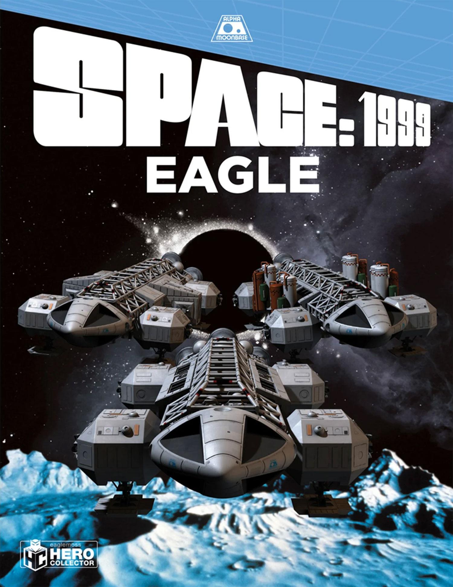 Eaglemoss Space 1999 Collectibles