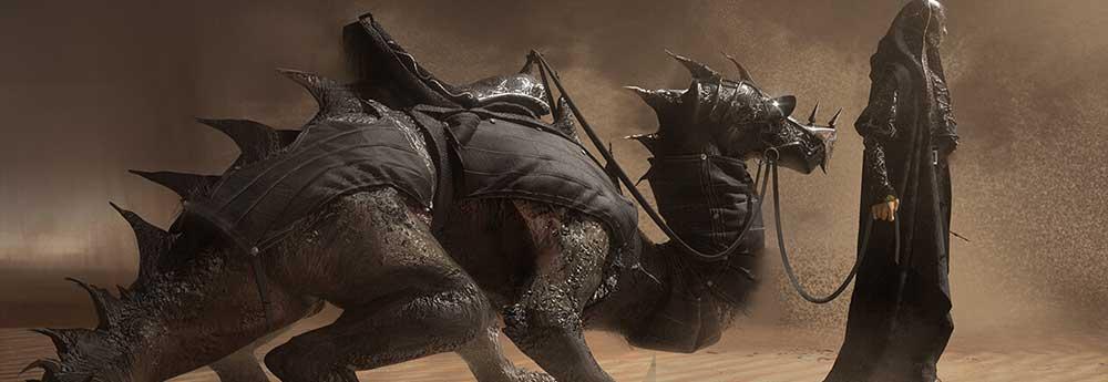 The Superb Sci-Fi & Fantasy Art of Brock Grossman