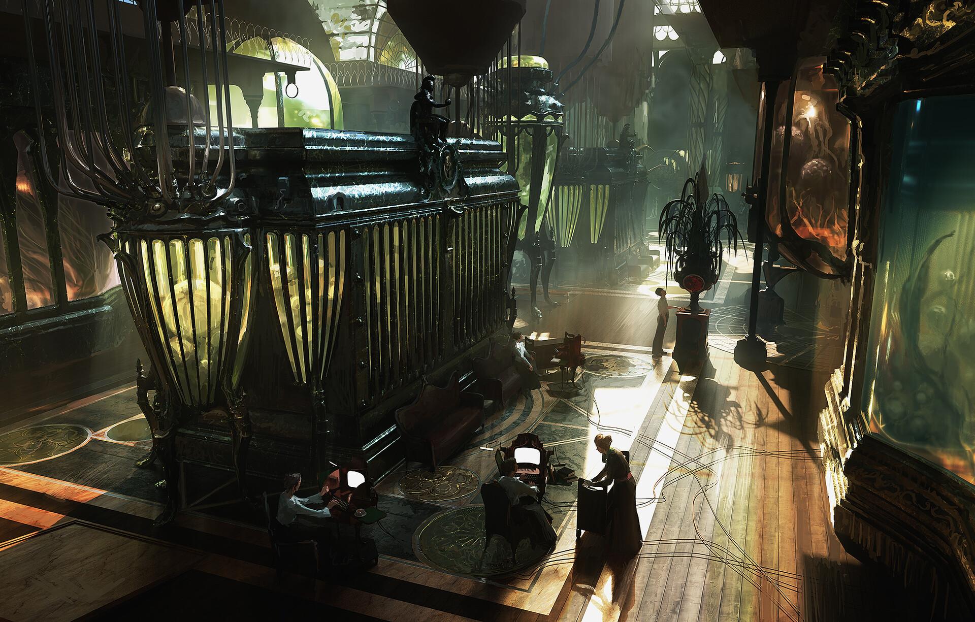 The Sci-Fi & Fantasy Artworks of Pete Amachree