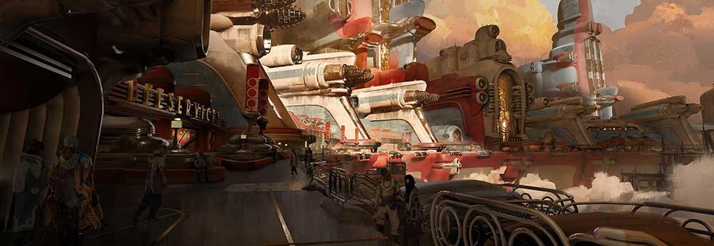 The Magnificent Sci-Fi Artworks of Marat Zakirov