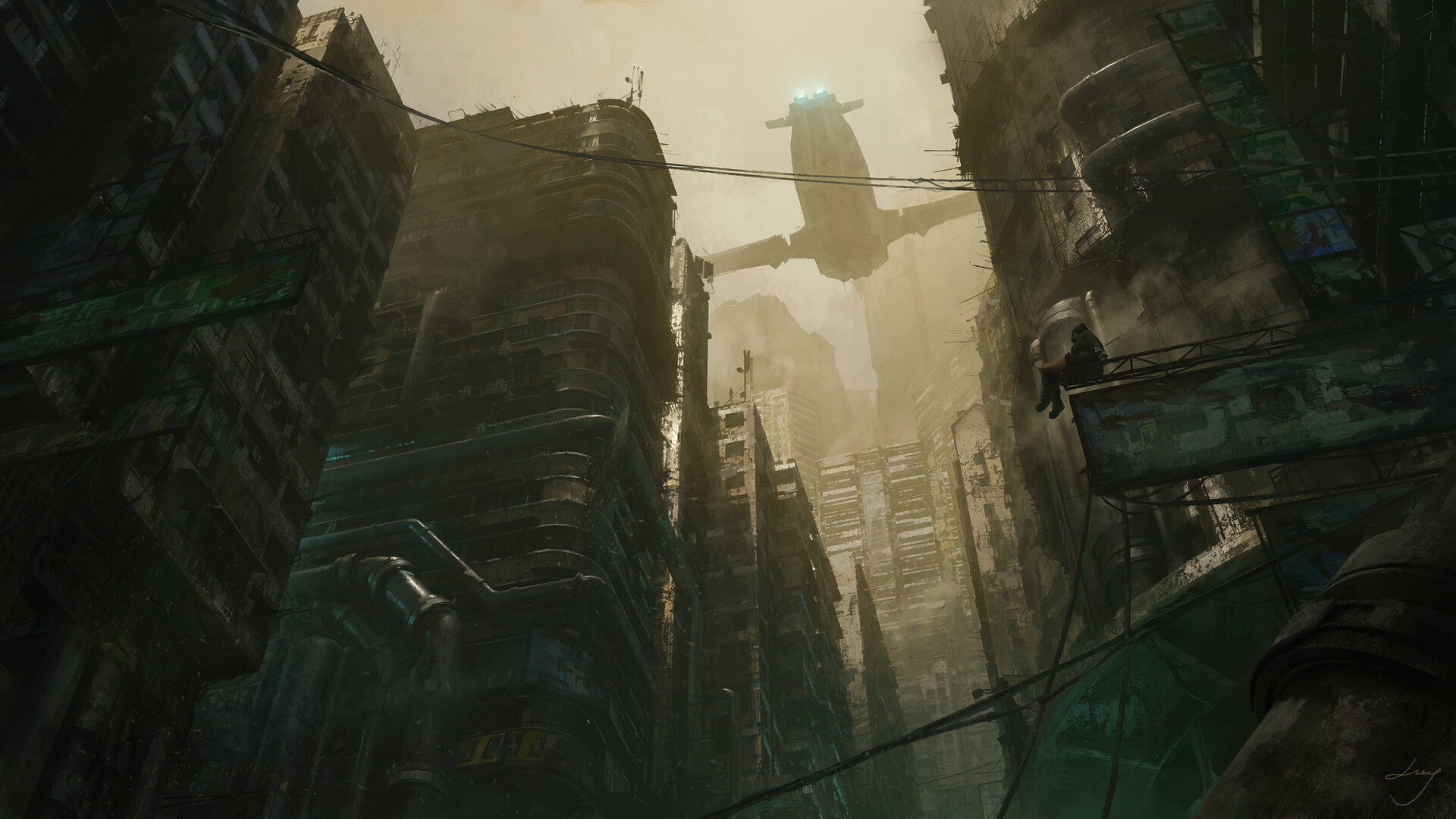 The Superb Science Fiction Art of Swang