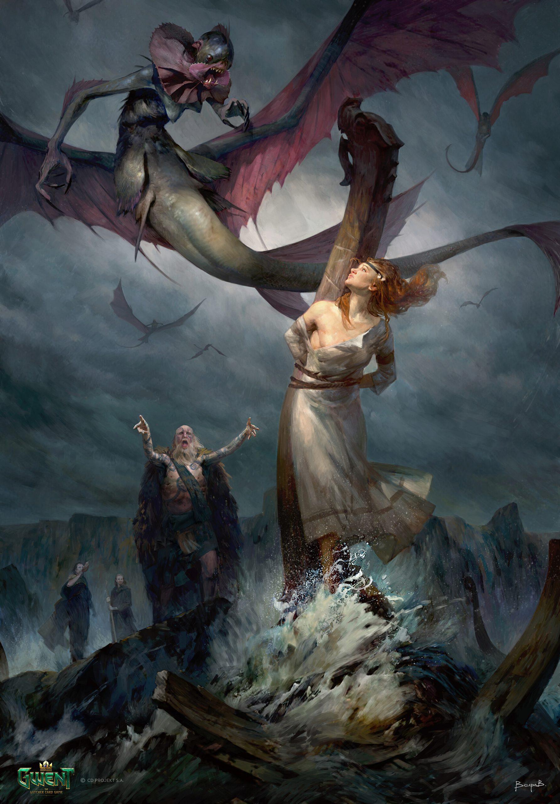 The Glorious Fantasy Artworks of Valeriy Vegera